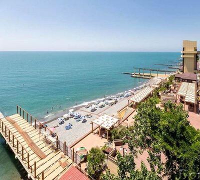 Апартаменты с собственным пляжем в элитном ЖК - Фото 2