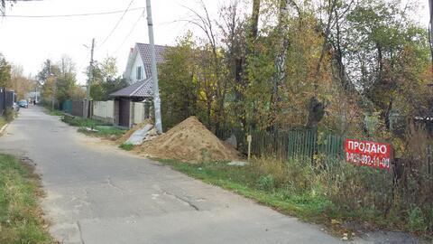 Участок г. Домодедово мкрн. Барыбино, ул. Пионерская 13 - сот.под ИЖС - Фото 1