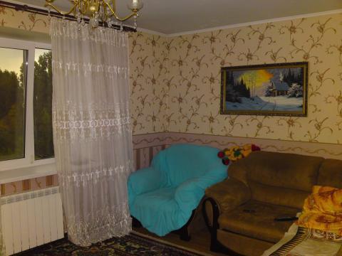Приличная квартира, ул. Лебедева-Кумача, 3 комнаты - Фото 3