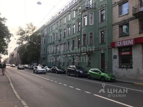 Аренда торгового помещения, м. Петроградская, Большая Пушкарская улица - Фото 1