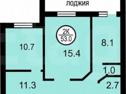 Продажа двухкомнатной квартиры на улице Артема, 98 в Стерлитамаке, Купить квартиру в Стерлитамаке по недорогой цене, ID объекта - 320177567 - Фото 1