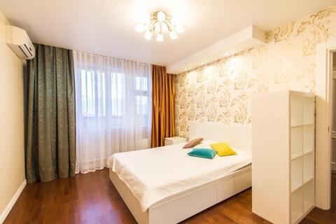 Квартира с дизайнерским ремонтом, мебелью и техникой в Немчиновке. - Фото 1