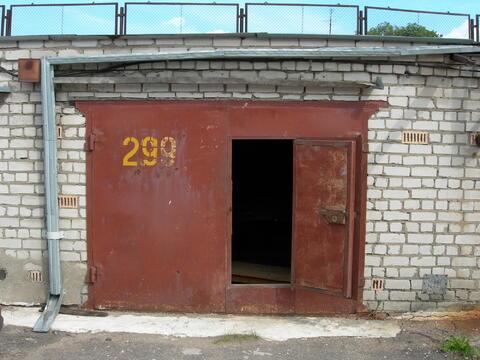 Капитальный кирпичный гараж 6х4 - Фото 1