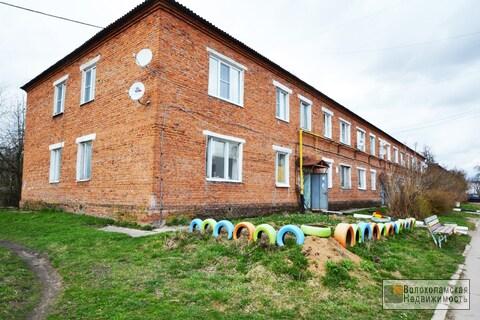 1-комнатная квартира в селе Осташево Волоколамского района, Продажа квартир в Осташево, ID объекта - 327849634 - Фото 1