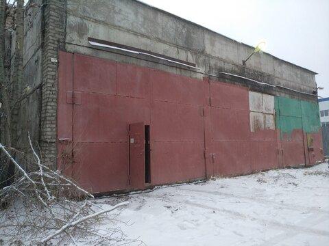 Продажа склада, Липецк, Алмазная 6 - Фото 1