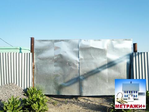 Участок с газом и фундаментом под дом в с. Обуховское - Фото 3