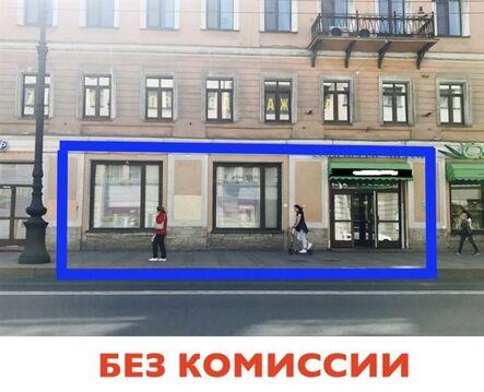 Сдам торговое помещение 200 кв.м, м. Площадь Восстания - Фото 1