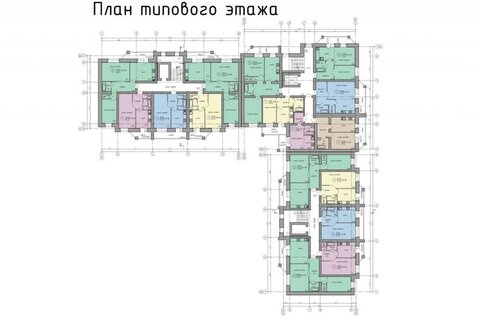 Продажа 1-комнатной квартиры, 42.42 м2, Гороховская, д. 81 - Фото 4