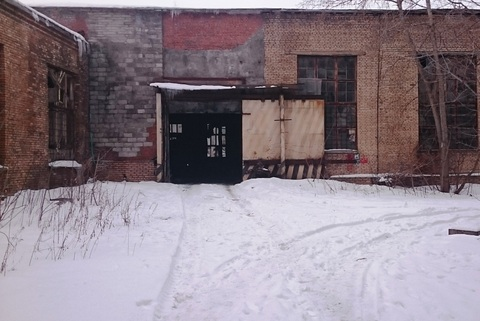 Аренда производства 1400 м2, м.Рязанский проспект - Фото 1