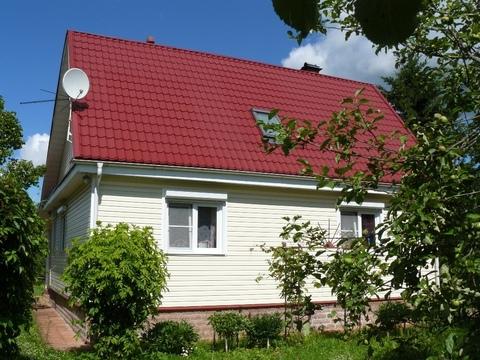 Продаётся усадьба в д. Уношковичи Батецкого р-на - Фото 5