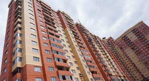 Квартира в монолитно-кирпичном новом доме, город Подольск, Климовск - Фото 1