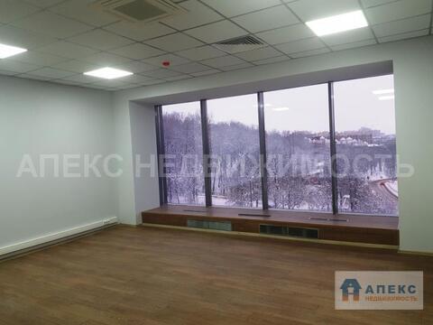 Аренда офиса 1870 м2 м. Курская в бизнес-центре класса А в Басманный - Фото 1