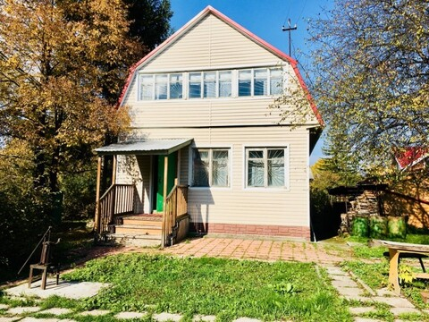 Продажа дома, Новосибирск, Тер. Нижняя Ельцовка - Фото 1