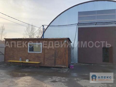 Аренда помещения пл. 750 м2 под склад, производство Раменское . - Фото 4