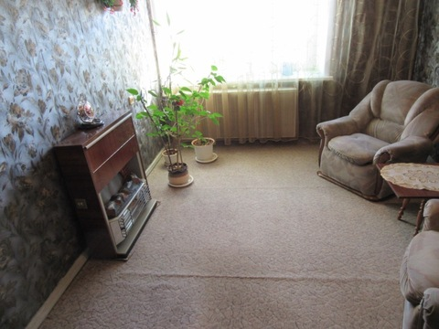 3-х комнатная квартира в центре - Фото 4