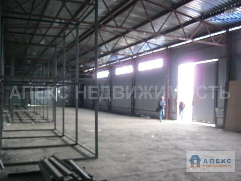 Аренда склада пл. 840 м2 Томилино Новорязанское шоссе в складском . - Фото 3