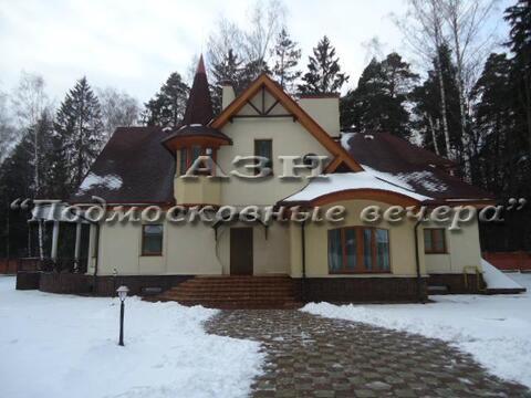 Ярославское ш. 15 км от МКАД, Мытищи, Коттедж 420 кв. м - Фото 1