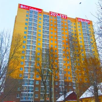 ЖК Советский 1ка 49м2 - Фото 1