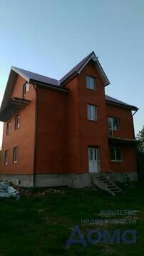 Продам загородный коттедж 320 м2 в д. Долматовка - Фото 1