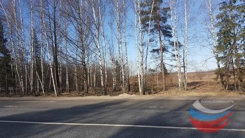 Участок промназначения 11 гектар на Третьем Бетонном кольце д.Площево - Фото 3