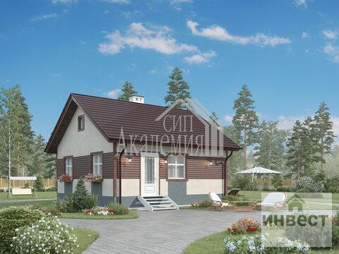 Продается одноэтажный дачный домик - Фото 1