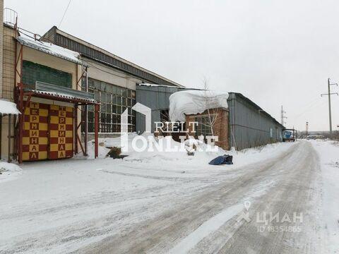 Склад в Новосибирская область, Новосибирск Станционная ул, 60/1к2/4 . - Фото 2