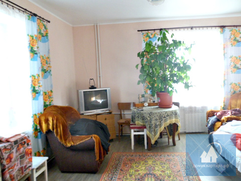Шикарная квартира, ком.разд, ламинат, просторная кухня - Фото 1