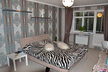3-х комнатная квартира в Свердловском р-не Иркутска по ул. Гоголя 28 - Фото 1