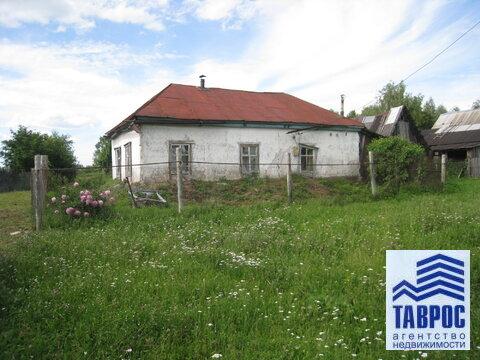 Продам земельный участок с домом в д.Раменки - Фото 4