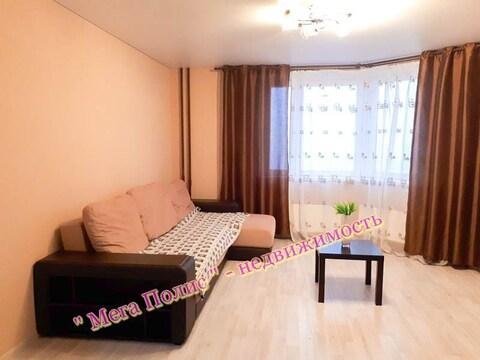Сдается 1-комнатная квартира 45 кв.м. в новом доме ул. Поленова 4 - Фото 2