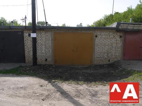 Гараж 24 кв.м. в Ясногорске - Фото 1