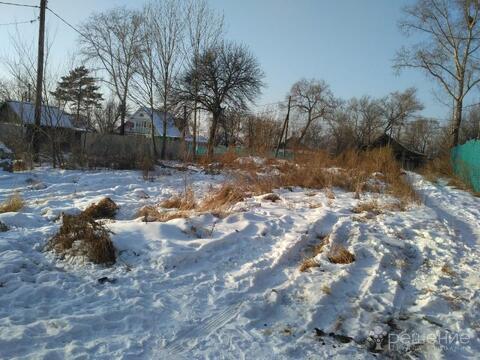 Продается земельный участок, г. Хабаровск, ул. Третьяковская - Фото 1