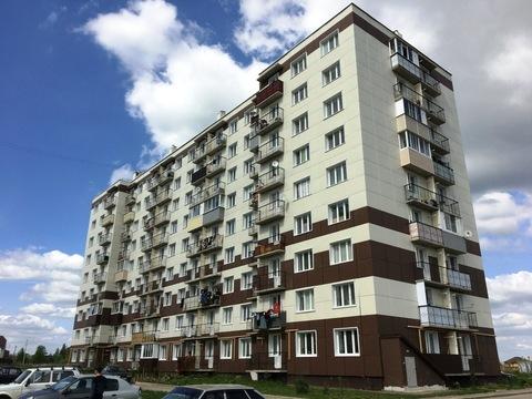 Продам новую однокомнатную кв-ру в г.Малоярославце с лоджией - Фото 2