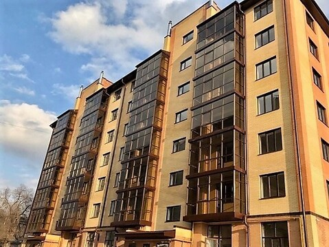Продам 2 х ком квартиру в новостройке ул.Железнодорожная - Фото 1
