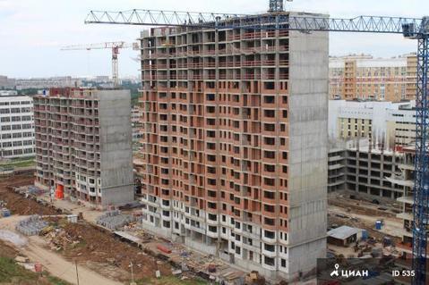 Продаётся видовая 1-комнатная квартира в строящейся новостройке. - Фото 2