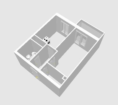 Палитра 5.1 22 этаж 35.44 1к - Фото 3