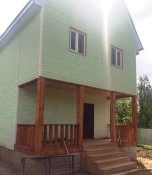 Купить дом из бруса в г. Домодедово мкр-н Белые Столбы, ул. Шебанцево - Фото 2