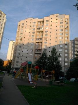 Однокомнатная Квартира Москва, переулок Митинский 2-й, д.3, СЗАО - . - Фото 1