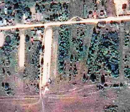 Участок 27 соток в д.Шакино, Клепиковского района. - Фото 5
