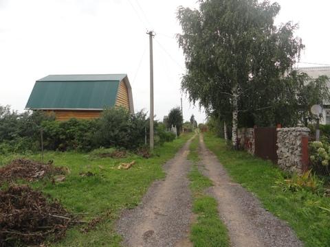 Продается земельный участок 8 сот. д. Сергеевка Рязанский район - Фото 1