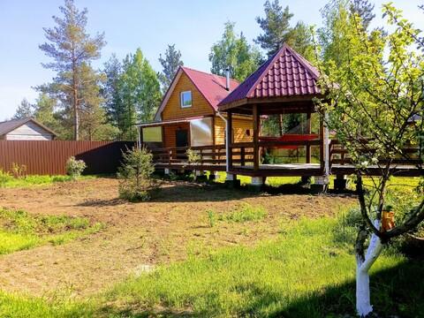 Продается дом 170 кв.м. на уч 10 сот в СНТ Родничковое м Блудное - Фото 2