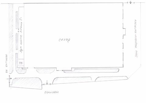 Сдам производственно-складские площади 15 538 кв.м. - Фото 3