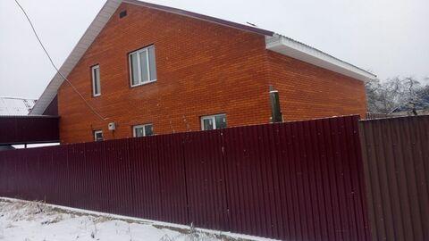 Новый дом 200 м2 в пос. Тучково, ул. Лесная. ПМЖ - Фото 1