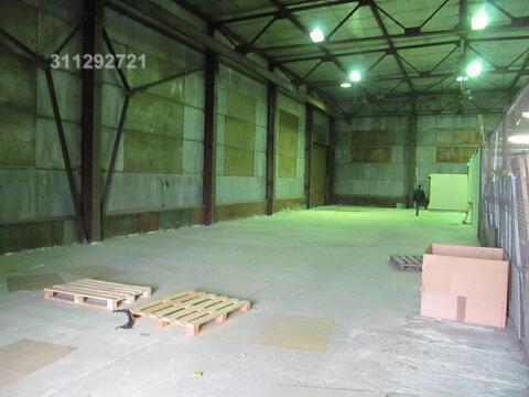 Под склад, ангар, холод, выс. потолка: 8 м, огорож. терр, охрана, хо - Фото 4