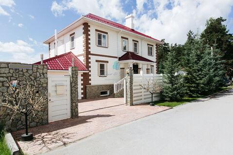 """Продам современный коттедж в Новосибирске с системой """"умный дом"""" - Фото 1"""