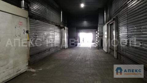 Аренда помещения пл. 115 м2 под склад, Мытищи Ярославское шоссе в . - Фото 2