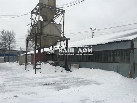 Складское помещение по адресу г.Тула, ул.Скуратовская д.108, площадь . - Фото 2