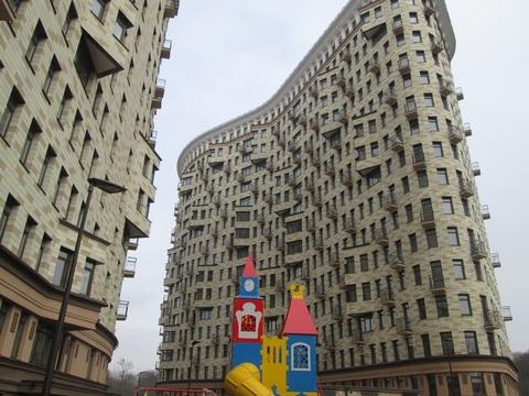 Продаем 4-х кв в ЖК лефортово, рядом будет метро Лефортово - Фото 1
