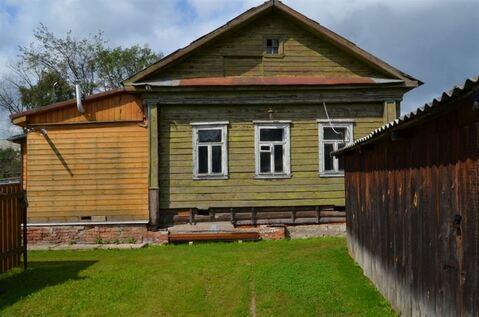 Продажа дома, Переславль-Залесский, Новомирский пер. - Фото 1