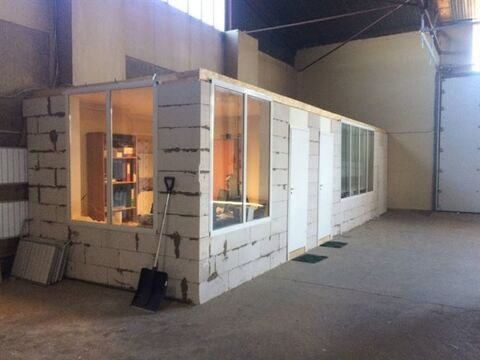 Сдам складское помещение 968 кв.м, м. Проспект Ветеранов - Фото 5